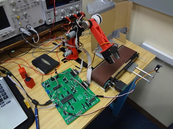Assembly Line Robot Prateek Sahay